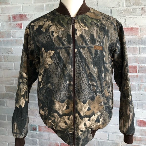 9179756c69ebd Cabela's Jackets & Coats | Cabelas Camo Fill Zip Lined Hunting ...